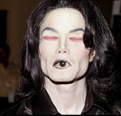 How creepy is Michael Jackson?