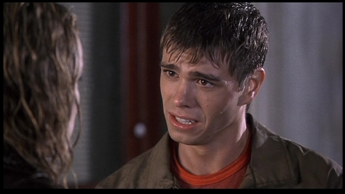 Matthew as Billy for sure has tears in his eyes. :..(