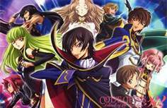 code geass :( why because they just keep kmilling thew sweet characters like shirley and the red headed girl that suzaku likes and the guys lelouch and suzaku falls in 爱情 with the wrong girls vallen and c.c , two much nudity ,killing and the bad guys winning i that 显示 >_<