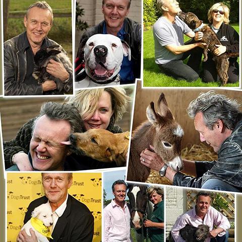 Tony loves animaux