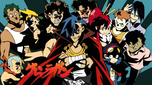 Tengen Toppa Gurren Lagann !!!