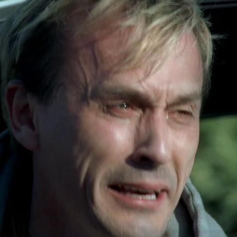 rob crying