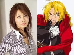 ROMI PAKU!!!!!!!!! she is amazing as edward elric and her voice is pure awesomeness! this Zeigen is definetely the best subbed Zeigen i have ever heard and i absolutely Liebe how she makes ed sound like ^^ she is amazing :)
