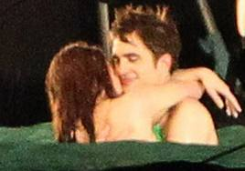 Robert Pattinson(hope it's ok that Kristen is in pic. too)