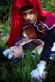 i was looking for haru wo daiteita cosplay but i found the 다음 best thing winter cicada cosplay