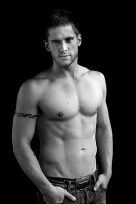 Daniel Ewing black and white :)