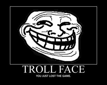 my inayopendelewa meme is le TROLL FACE Cool stroy bro U mad?? xDDDD TROLOLOLOLO