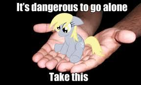 anything with Derpy.