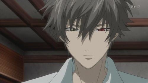 I want hug Yakumo Saitou