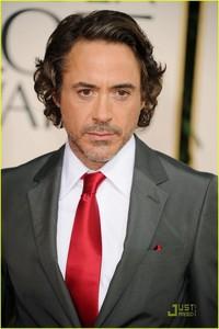 classy red tie