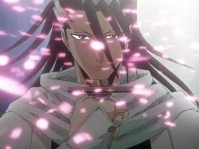 Byakuya - Bleach