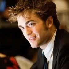 how is this?Robert Pattinson is charming...among other things.