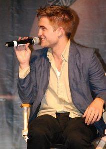 Here is mine,Robert Pattinson