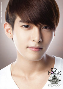 He is ryeowook! my secondo preferito member! i like his voice! ciao welcome to Super Junior!!!***
