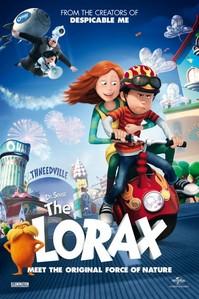 The Lorax! :)