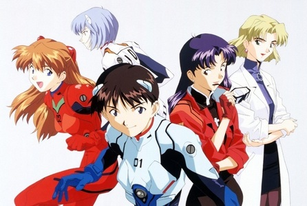 Neon Geneis evangelion oh my god i couldn't comprehend what the hell was going on half the time. It was only 26 episodes but had probably the most confusing ending ever. Basically: the world gets destroyed 의해 giant robots.....