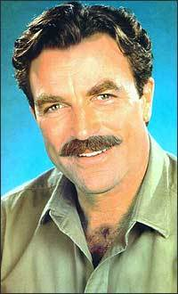 Tom Selleck. :)