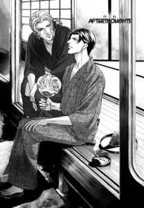 katou and iwaki <3