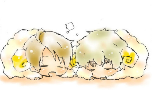 know ive 게시됨 this before but its just so adorable so im gonna post it again.