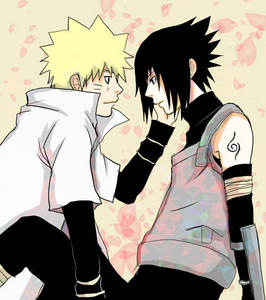 NaruSasu. My One True Pairing is NaruSasu, and I CANNOT say that too emphatically. I live vicariously through this ship. I would die for this ship. Er mah gerd. NaruSasu.