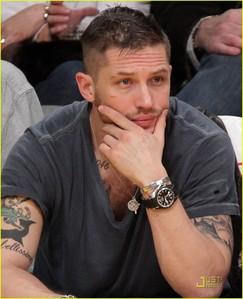 Tom Hardy tattoo :)