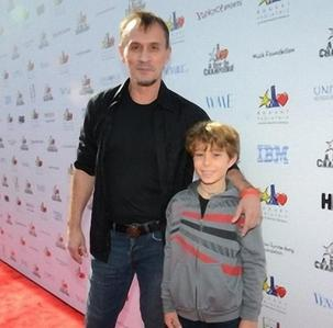 Robert Knepper and Benjamin Knepper :)