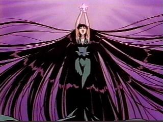 Mistress 9 from Sailor Moon.