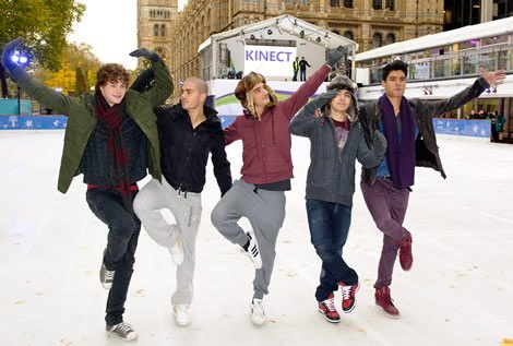 The Wanted because i really like them i love NATHAN to pieces and i think i owuld get on with them because i have a lot in comman with them :D:D:D:D:D