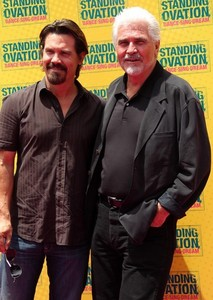 Josh and James Brolin. :)