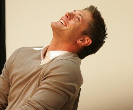 The Totally Gorgeous Jensen Ackles, Everybody