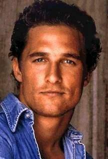 Matthew McConaughey. <33