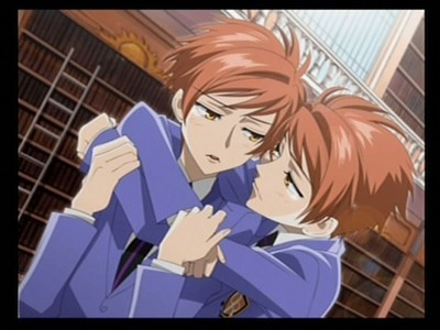 Well, Hikaru and Kaoru can be pretty cute when they try. = P