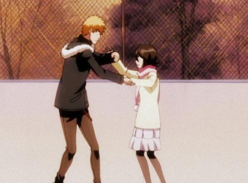 Ichigo & Rukia from Bleach