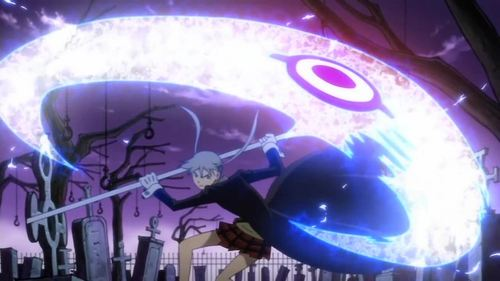 Maka with Soul :3 witch hunter~
