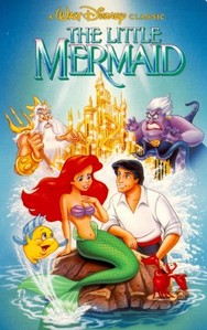 The Little Mermaid is my favorite, I used to dance along with Under the Sea when I was six. *<X-]