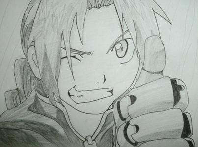 Ed-kun! <3