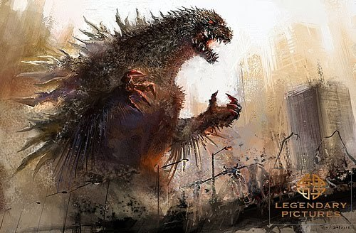 If Mario would attacked me, I would send Godzilla to protect me!