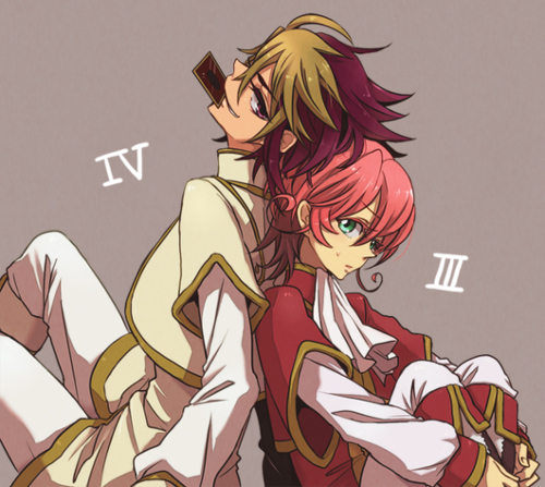 III/Mihael Arclight and IV/Thomas Arclight from Yu-Gi-Oh! Zexal They just don't Показать their Любовь very often If I had to choose a pairing that DID Показать brotherly love, it would definitely be Kaito Tenjo and Haruto Tenjo from Yu-Gi-Oh! Zexal