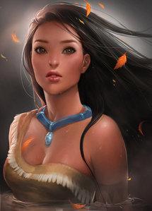 Pocahontas <3