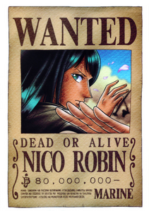 February 6 just like Nico Robin
