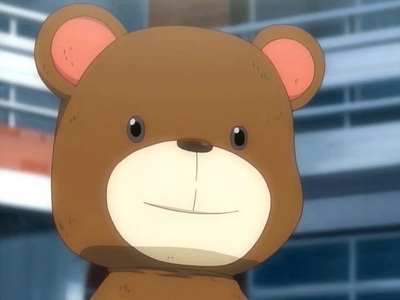 Tomoyo in a bear costume & Post an anime character in a stuffed animal or monster suit. - Anime ...