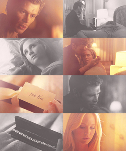 My current obsession's Klaroline since 3x11!