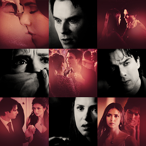 Damon/Elena For 2 years