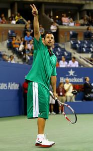 adam sandler playing Tennis