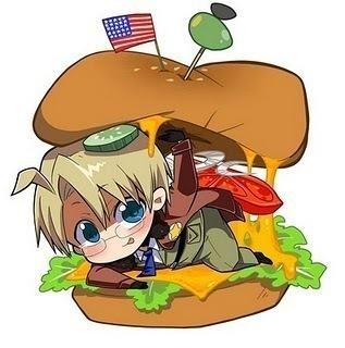 America          From Hetalia