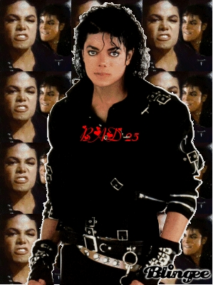 """I'll say this: """"You must be out of your mind! MJ will always be the King of Pop and no will ever replace him. That will always be Mikey's title! So, deal with it!!!"""""""