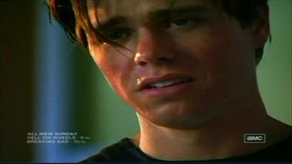 Matthew so sad! Awwww! :(