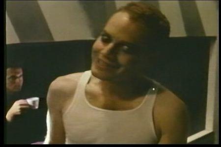 Danny Elfman looking his best, LIKE A BOSS