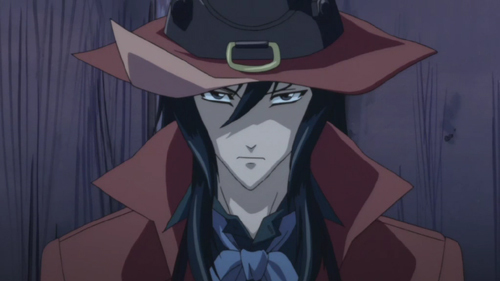 Jiro from Black Blood Brothers. :D <3