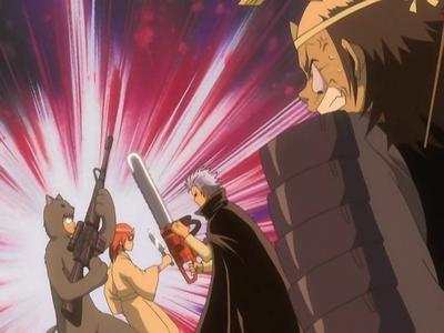 Gintoki, Kagura & Shinpachi ^^